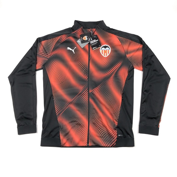 Puma Drycell VCF Valencia Slim Stadium Jacket Zip